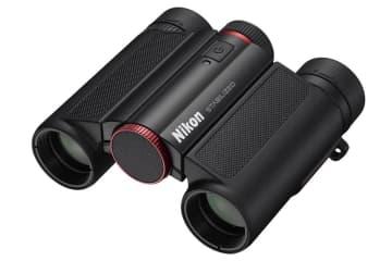 ニコン、手ブレ補正搭載でもコンパクトな双眼鏡「10×25 STABILZED」