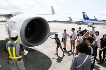 「空の日」フェスタ中止 岡山空港で10月上旬開催予定