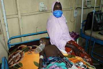 マラリア最流行期を迎えたナイジェリア、高まる医療援助の必要性