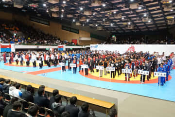<レスリング>10.9~11風間杯全国高校選抜大会(新潟市)は無観客で実施へ