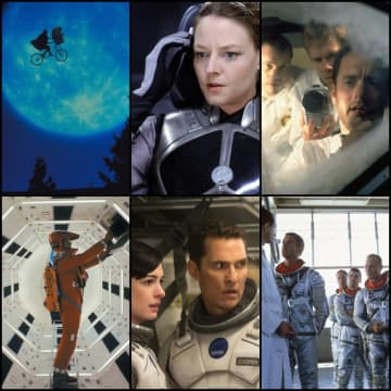 CS放送ザ・シネマ「特集:9.12宇宙の日」で宇宙映画6作品を一挙放送