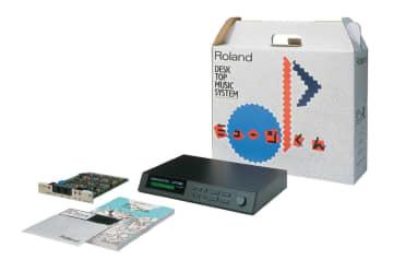 ローランドの「ミュージくん」が国立科学博物館の「未来技術遺産」に登録