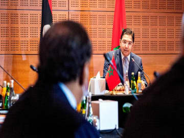 Inter-Libyan talks in Morocco agree on 'compromise'