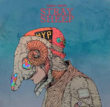 米津玄師さん「STRAY SHEEP」ミリオン認定 8月度レコ協
