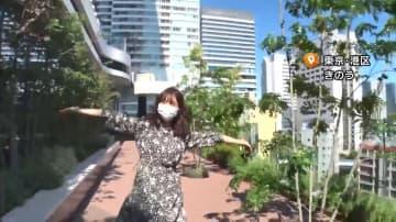 警備ロボットにスキップテラス…「東京ポートシティ竹芝」の魅力を調査 画像