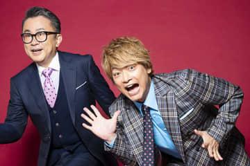 香取慎吾&三谷幸喜対談「私生活が気になるのは誰?」 画像