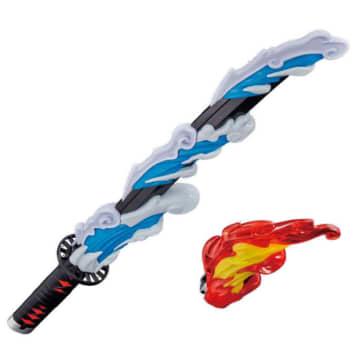 「鬼滅の刃」炭治郎の武器「日輪刀」なりきり玩具 ボタン押すとセリフや効果音