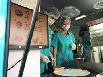 変わる上海の朝食スタイル、1軒の店でさまざまな店の味を堪能