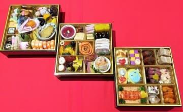 新春おせちが約1150種類!話題のアマビエも登場する、魅力的なおせち料理の中から一部をご紹介!