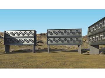 アウディが、スイスの環境スタートアップ企業クライムワークス社と協働でCO2削減プロジェクトを進めるアイスランドの施設