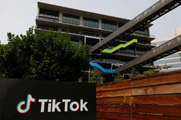 米TikTok交渉、近く判断