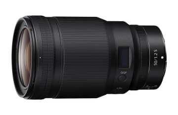 ニコン Zマウント、S-Lineの大口径標準単焦点「NIKKOR Z 50mm f/1.2 S」