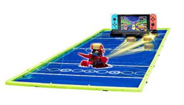 ペットボトルキャップで遊ぶ「キャップ革命 ボトルマン」、Nintendo Switchとの連動も