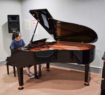 サンハート 新ピアノ 弾いて慣らして ボランティア募集中 横浜市旭区