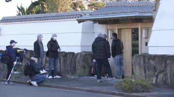 桑名の山口組ナンバー2宅に銃弾  初公判で起訴内容認める 現場は小学校の通学路