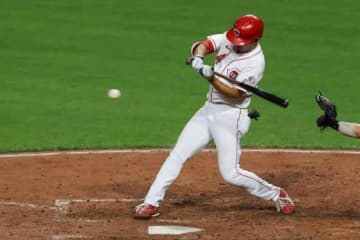 【MLB】秋山翔吾「どういう展開でも勝ててよかった」PO滑り込みへ決勝タイムリー