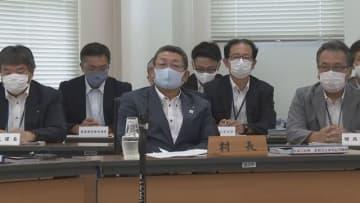 """神恵内村議会""""核のごみ""""請願 採決見送り"""