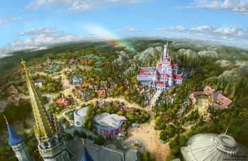 東京ディズニーランド 大規模開発エリア、9月28日オープン