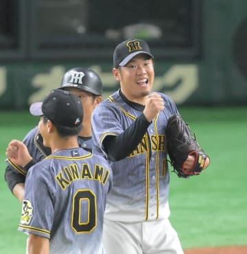 佐藤義則氏が絶賛 阪神・西勇のスタイルが一層セに合致 余裕の中で完全に制球