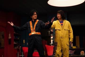 香取慎吾と稲垣吾郎の掛け合いに会場から笑い!『誰かが、見ている』映像公開