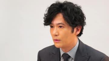 """稲垣吾郎「新しい地図のアプリも作ってもらおうかな」""""DX""""に興味津々!"""