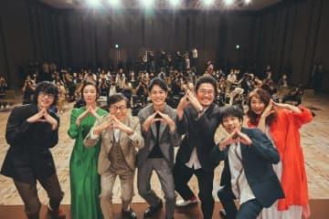 二宮和也『浅田家!』完成報告会舞台裏写真 貴重なオフショット満載!