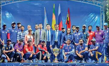 Kursk Blasters win Sri Lankan Embassy Cricket Cup 2020 held in Kursk, Russia | Daily FT