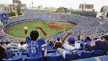観客1万人超、コロナ後初 プロ野球・Jリーグ、制限緩和 画像