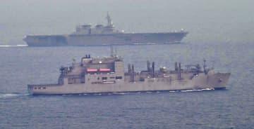 安保法5年、日米一体化が加速 米艦防護常態に、同盟基軸を継承 画像