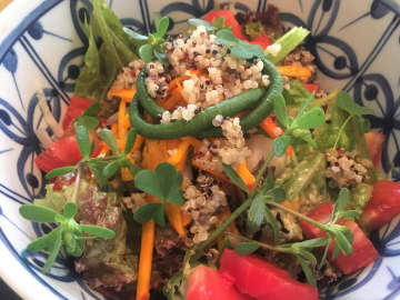 ビーガンも納得の有機野菜たっぷりランチでヘルシーに!「カフェ369(ミロク)」 千葉市中央区 <ちばとぴ!グルメ部>