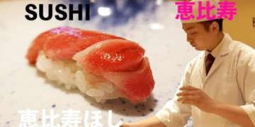 旬の魚をリーズナブルに!「恵比寿ほし」のランチコースでちょっぴり贅沢気分【動画】