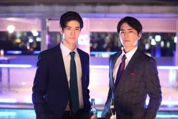 間宮祥太朗、中島裕翔と「また共演できる!」 『SUITS2』に登場