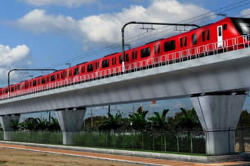 ATN Holdings supplies rocks to build North-South Commuter Railway