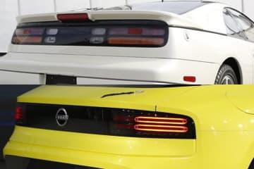 【写真で解説】新型フェアレディZはどう進化した? 歴代モデル「Z32型」と比較!