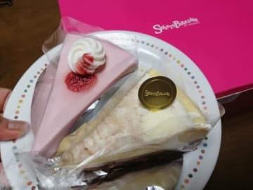 「スイパラ」のケーキが108円で買えるって知ってた?一人3つ大人買いしてみた♡おいしいのはどれ?