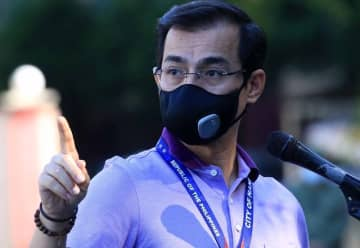 Isko Moreno assures businesses of protection