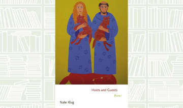 What We Are Reading Today: Hosts and Guests by Nate Klug