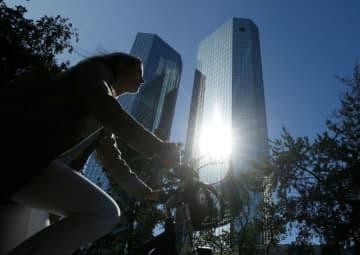 ドイツ銀、国内支店の2割閉鎖へ 新生活様式に対応