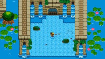 2Dドット絵RPG『Ocean's Heart』のSteamストアページとトレイラーが公開―『Bloodborne』のゼルダ風ファンメイド『Yarntown』の開発者による新作