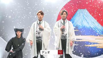 "KinKi Kids""デュオ本兄弟""、演歌に挑戦!? キンプリ・岸優太が黒衣で献身"