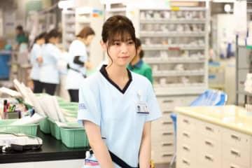 女優・西野七瀬がみせた成長の証 「アンサング・シンデレラ」で等身大の新人薬剤師に