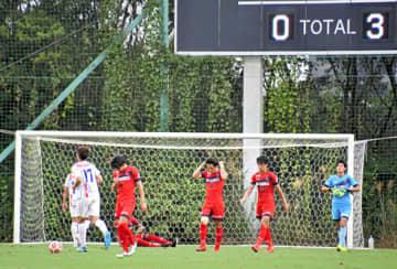 いわきFC2回戦敗退 天皇杯、青森に0-3