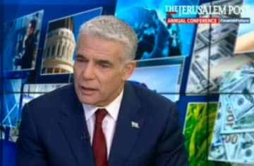 Yair Lapid to 'Post': Netanyahu made Israel a branch of Republican Party