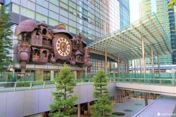 刻畫街道的時光與歷史—如藝術品般美麗的東京時鐘5選