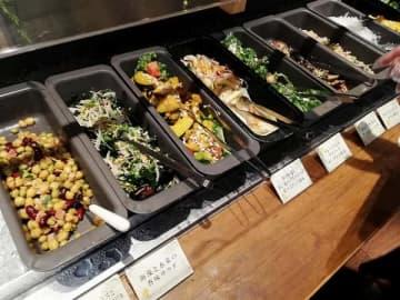 【長津田】前菜・サラダ・スープの食べ放題が嬉しい「バンビーノ」