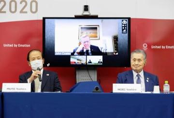 東京五輪、52項目の簡素化承認 森会長「来年必ずやる」開幕300日前に骨子固まる