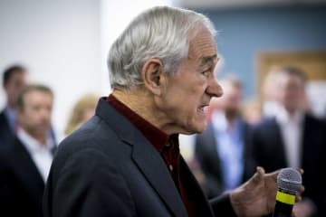 Ron Paul hospitalized after medical incident