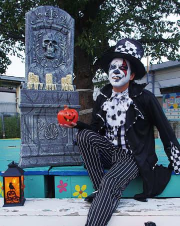 仮装大会「今年もやります」 東逗子のハロウィン企画