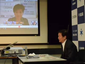 「旅のエチケット」徹底を GoTo東京追加、5都県連携 千葉・森田知事「観光客誘致に努力」