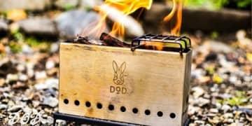 ソロキャンパー必見!焚き火のゆらめきに癒される「ぷちもえファイヤー」【動画】